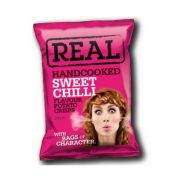 Real Crisps Sweet Chilli