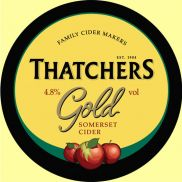 Thatchers Gold Cider 4.8% Keg